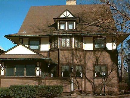 Harry C Goodrich House 1896