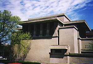 This Frank Lloyd Wright Designed Church Was Among Wrightu0027s Favorite  Commissions. Its Design Was Was Unprecedented In 1905, With Its Cubist  Theme And Poured ...
